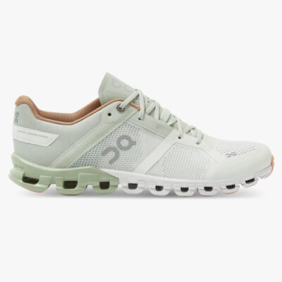 On Cloudflow Aloe | White Damen