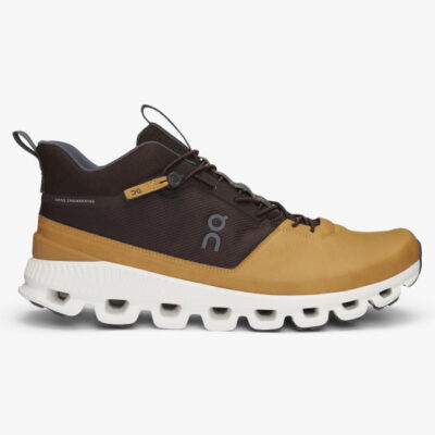 On Cloud Hi Herren Umber | Caramel