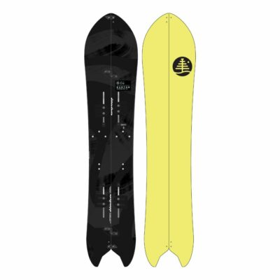 burton pow wrench splitboard 2020