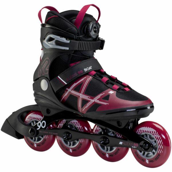 K2 Inline Skate Alexis 90 Speed Boa